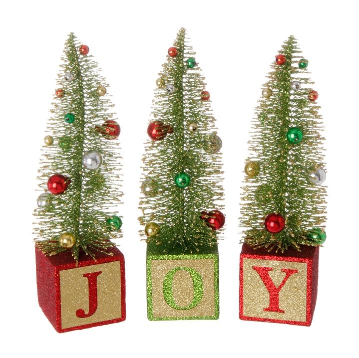 JOY Block Tree Set