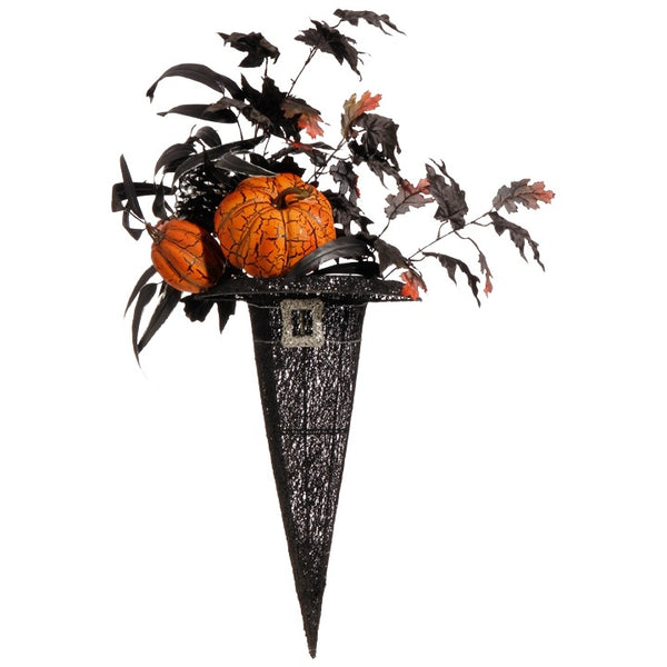 Witch Hat Wall Piece