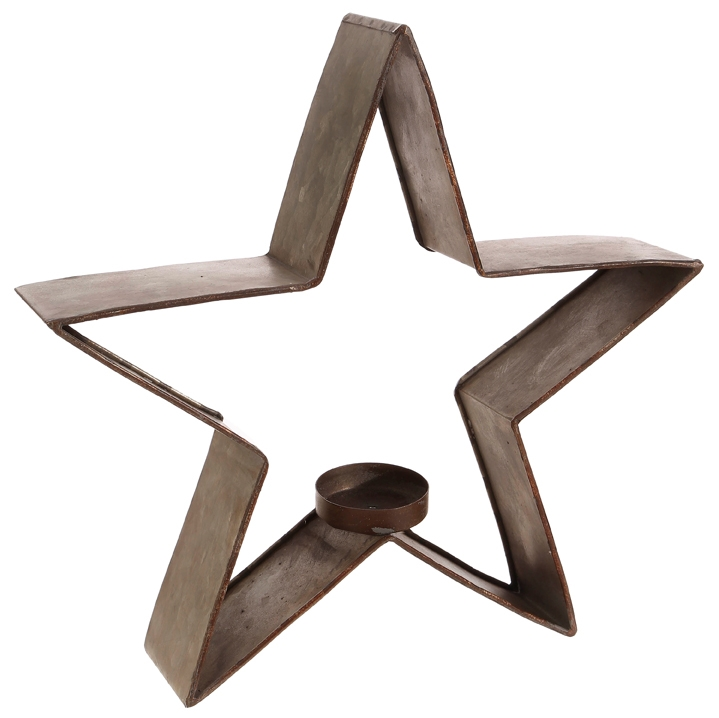 Star Light Candle Holder
