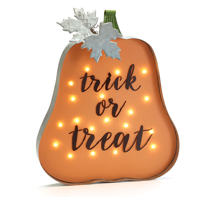 Light Up Trick or Treat
