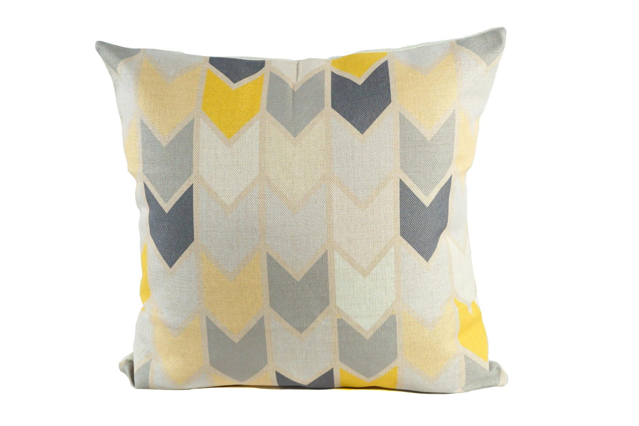 Shades of Arrows Throw  Pillow
