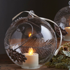 Pinecone Tea Light Ornament