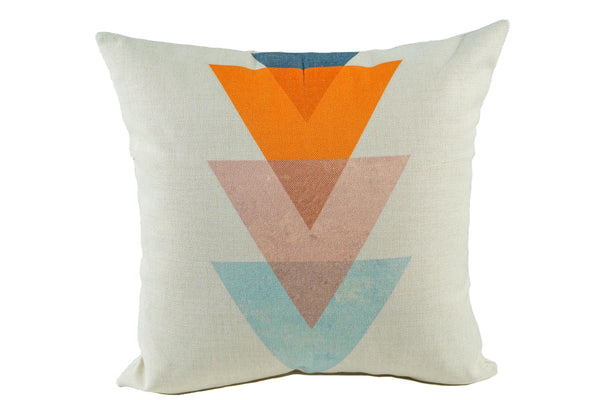 Arrow Tips Throw Pillow