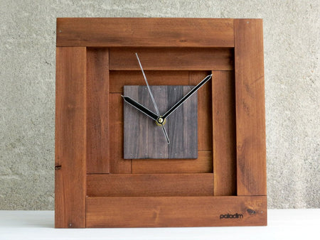 3 Dim Wall Clock