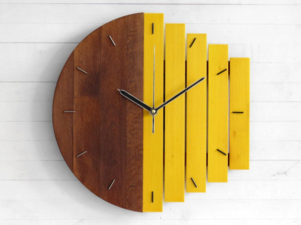 Mixer Wall Clock