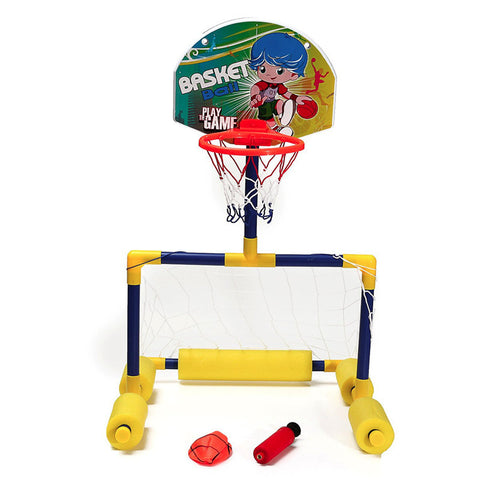 SHORE PLANET Water Babies Basketball Pool Game