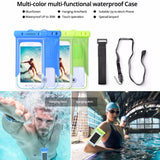 2018 FEATURED Shore Planet Waterproof Phone Case with Armband