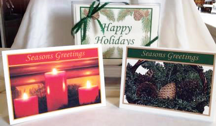 Holiday Large Note Cards