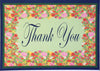 Note Cards - Watercolor Bouquet - Thank You Notes
