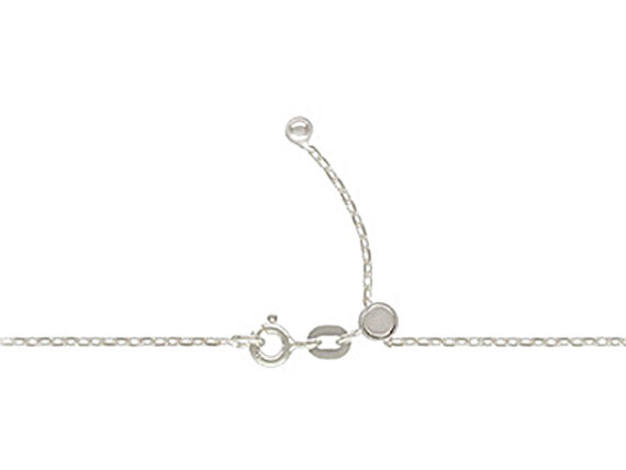 l chain fine necklace plated cable silver links
