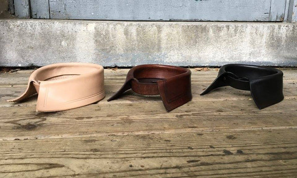 Leather Classic Collar