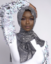 Load image into Gallery viewer, Metallic Sequin Shayla
