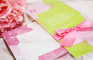 FARAA WEDDING INVITATION