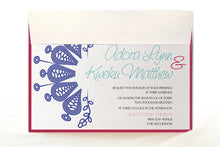 Load image into Gallery viewer, CHIPO WEDDING INVITATION