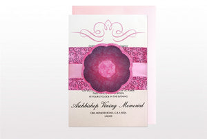 MARIAMA WEDDING INVITATION