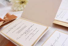 Load image into Gallery viewer, ONIFAAJI Wedding Invitation