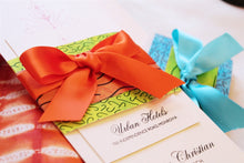 Load image into Gallery viewer, AMAKA WEDDING INVITATION