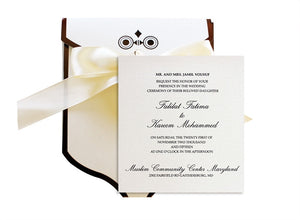 Amira Wedding Invitation