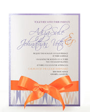 Load image into Gallery viewer, KIZI WEDDING INVITATION