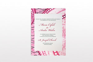 AFUA WEDDING INVITATION