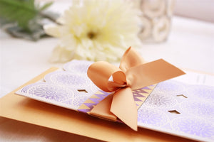 ONIFAAJI Wedding Invitation