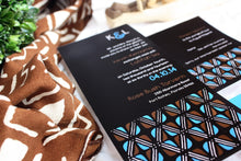 Load image into Gallery viewer, ZOLA WEDDING INVITATION