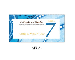 Guest Place Card