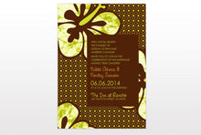 Load image into Gallery viewer, RAMATA WEDDING INVITATION