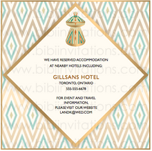 Load image into Gallery viewer, Ethiopian Downloadable Template Wedding Invitation