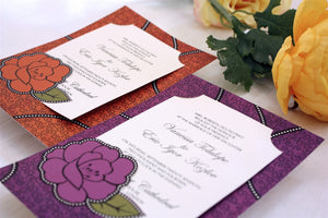 SEGILOLA WEDDING INVITATION