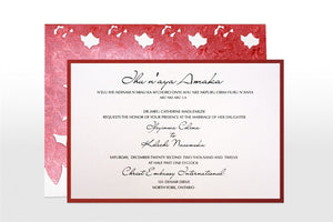 IFENKILI WEDDING INVITATION