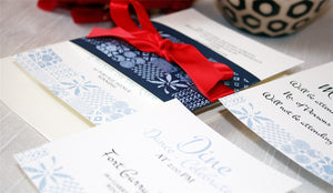 ABEKE WEDDING INVITATION