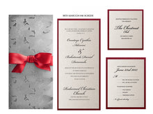 Load image into Gallery viewer, Iya Oge Wedding Invitation option 2