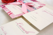 Load image into Gallery viewer, AFUA WEDDING INVITATION