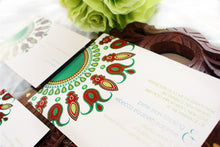 Load image into Gallery viewer, BOMA WEDDING INVITATION