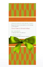 Load image into Gallery viewer, KISI WEDDING INVITATION