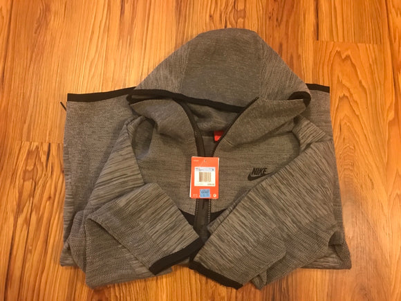 Nike Grey Hoodie Men's size medium/Women's size large.