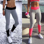 Gray Leggings - Yoga Leggings - Yoga Pants Distro - Best Discount Yoga Pants