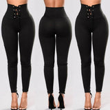 Lace Up Yoga Pants - Yoga Pants - Yoga Pants Distro - Best Discount Yoga Pants