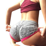 High Waist Yoga Jogging Shorts