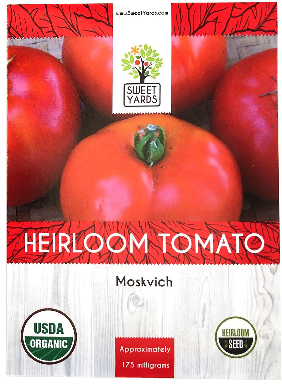 Moskvich Tomato Seeds