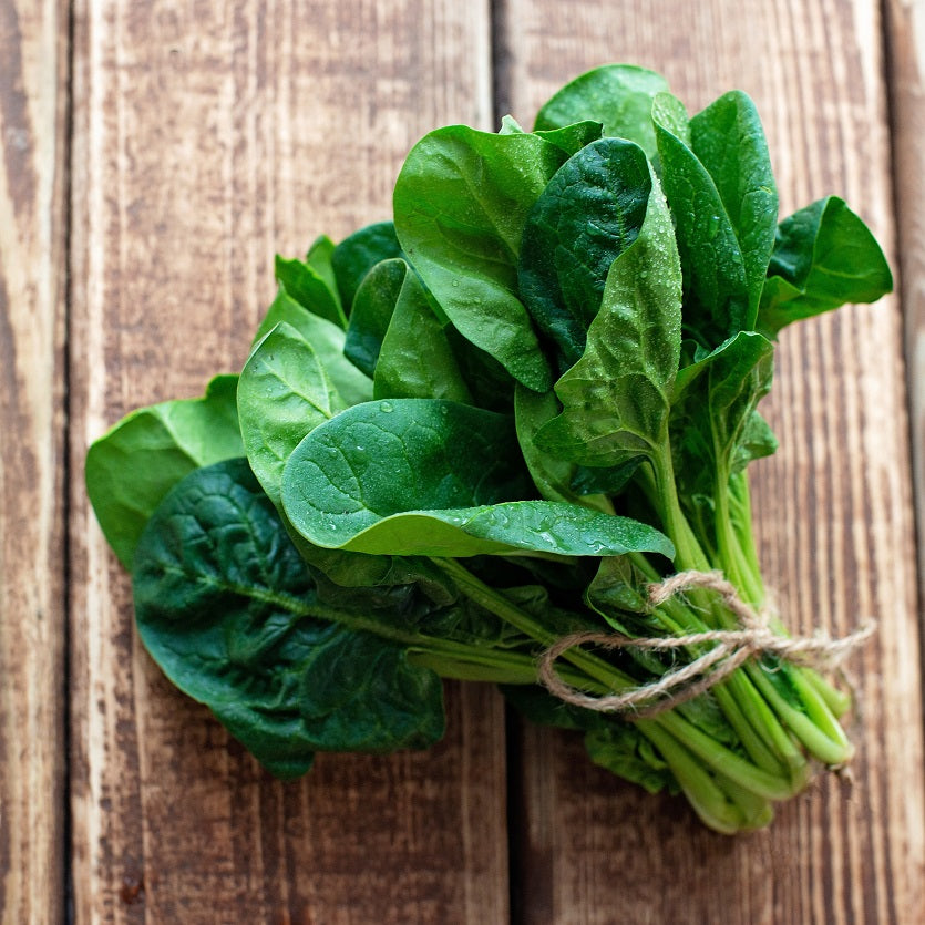 Organic Abundant Bloomsdale Spinach