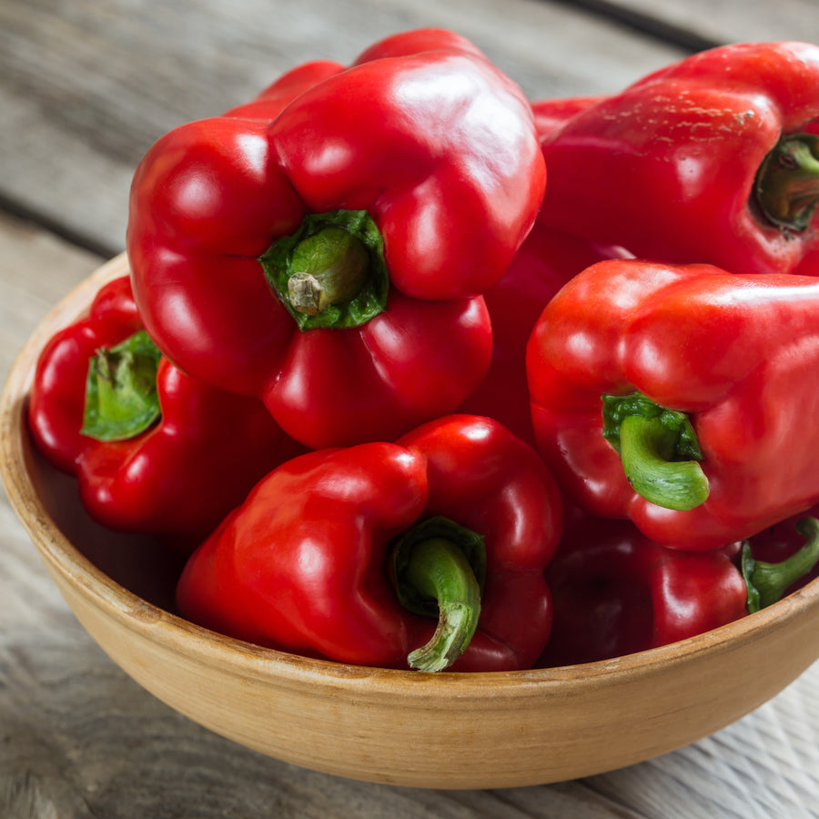 Organic California Wonder Bell Pepper