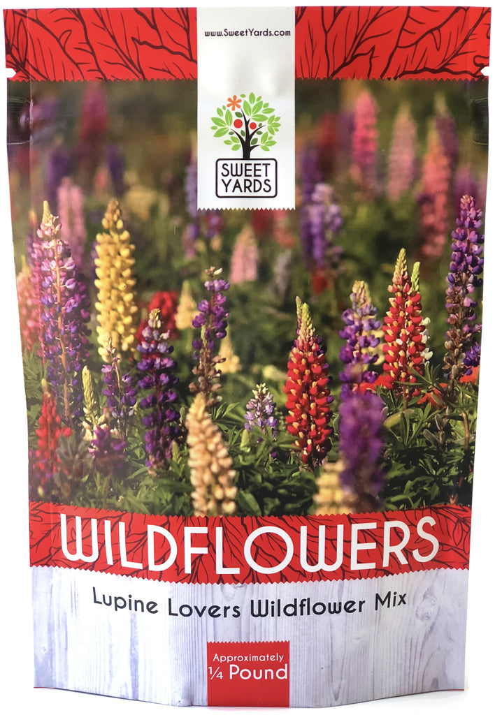 Lupine Lovers' Wildflower Blend