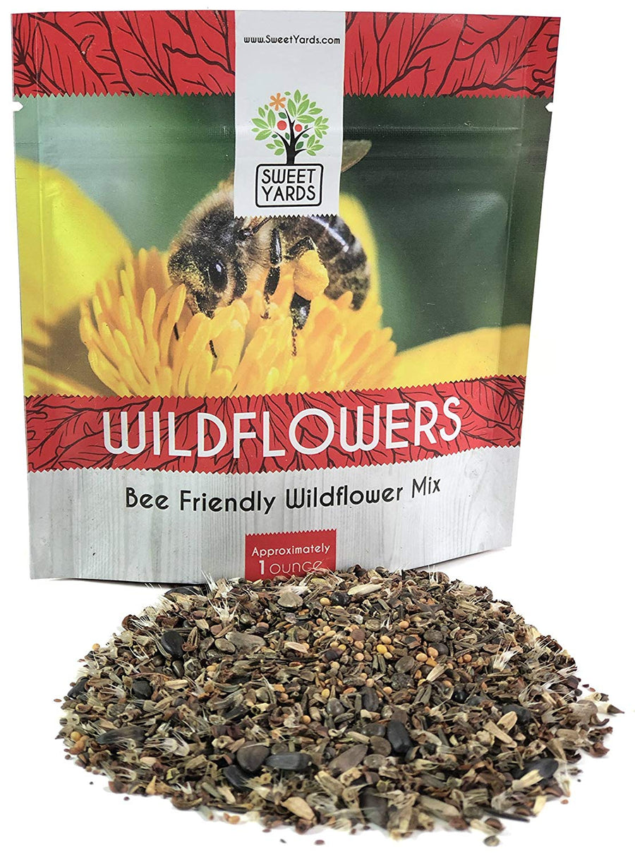Bee Friendly Wildflower Seed Mix