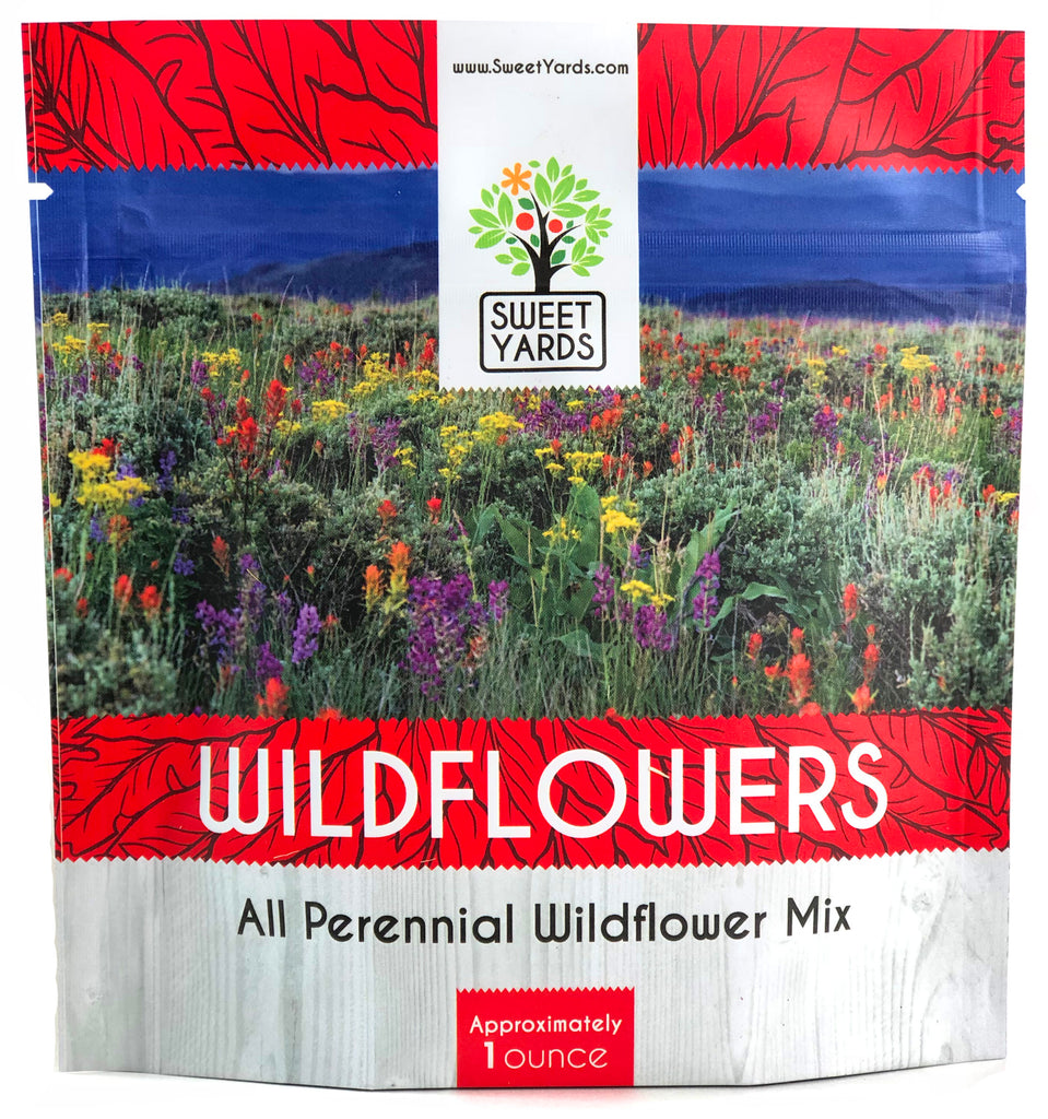 All Perennial Wildflower Blend