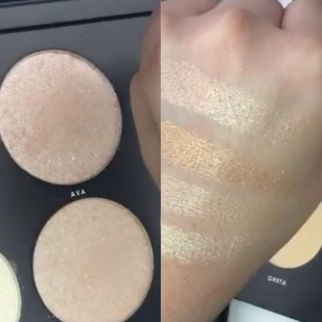 Garbo & Kelly Master Of Illumination Highlight Kit