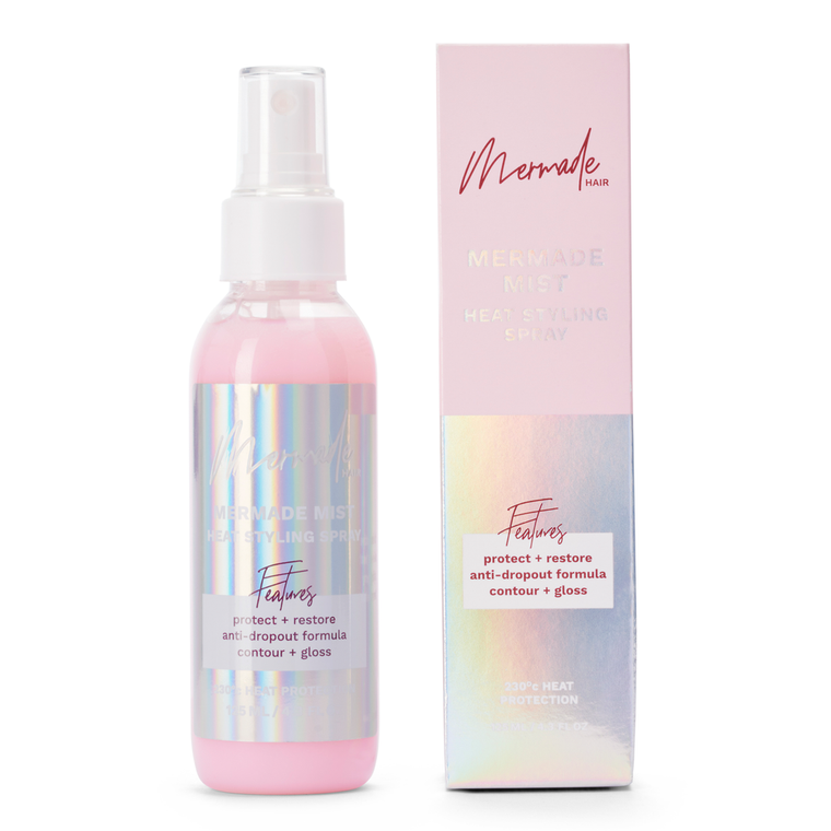 Mermade Hair Mermade Mist  Heat Protectant Spray