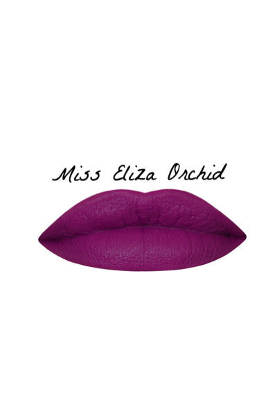 Shanghai Suzy Eliza Orchid Whipped Matte Formula