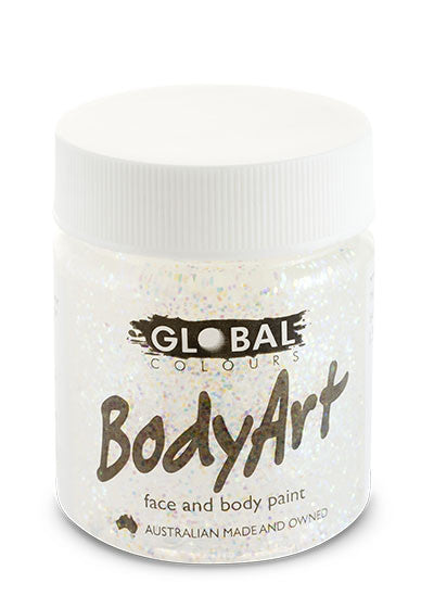 Global Colours Ultra Glitter Gel